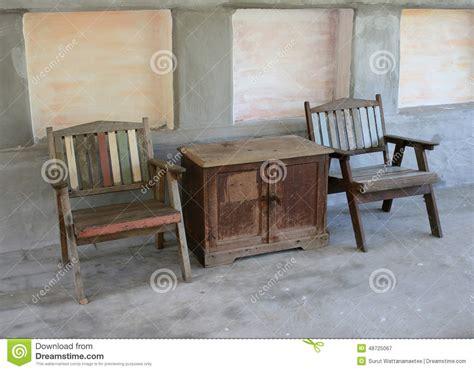chaises de tableau et de style ancien photo stock image 48725067