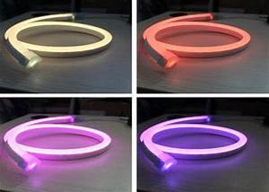 Neon Led 12v : smd5050 12v rgb neon lights 14 x 26mm size outdoor rgb flexible led neon tube ~ Medecine-chirurgie-esthetiques.com Avis de Voitures