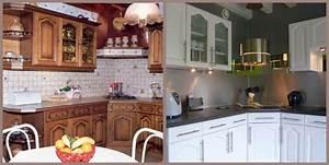 Relooker Meuble Cuisine : relooker sa cuisine en un rien de temps plans pluriel ~ Mglfilm.com Idées de Décoration