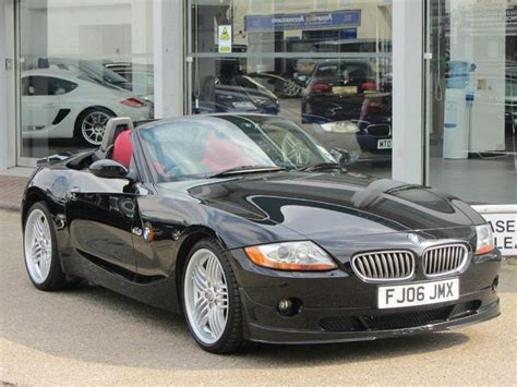 Used Bmw Z4 Car 2006 Black Petrol Alpina 3.4 Roadster S