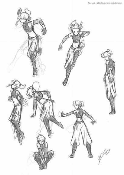 Poses Dnd Deviantart Pose Reference Action Flying
