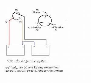 24v Trolling Motor Wiring Kit