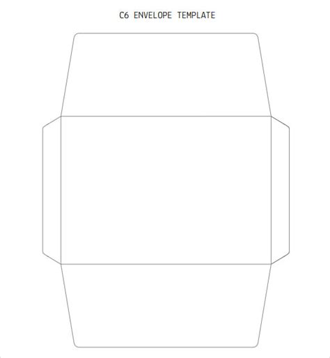 envelope template word 8 small envelope templates to for free sle templates