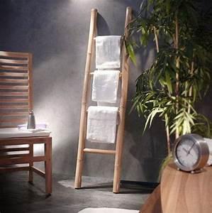 Echelle En Bois Déco : objet d co le d tournement d chelle cuboak ~ Dailycaller-alerts.com Idées de Décoration