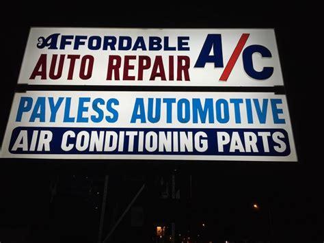 affordable ac auto repair llc   automotive