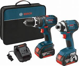 Cordless Combo Kits | Bosch Power Tools