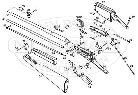 HENRY LEVER H001 Accessories | Numrich Gun Parts
