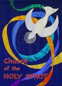 Holy Spirit Church Banners
