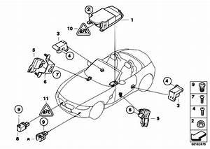 Original Parts For E85 Z4 M3 2 S54 Roadster    Audio