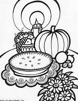 Coloring Thanksgiving Ingrahamrobotics sketch template