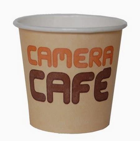 gadget bicchierini camera cafe  cinetivu