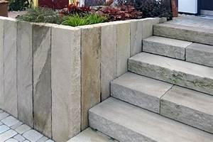 Treppen Im Garten : treppen gel nde garten lauterwasser gartenbau landschaftsbau benningen ludwigsburg ~ Eleganceandgraceweddings.com Haus und Dekorationen