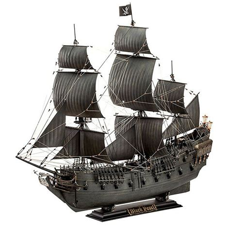 black pearl modell revell black pearl pirate ship 1 72 ship model kit 05699