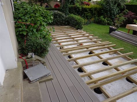 Terrasse Composite Devis