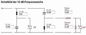 Lautsprecher Frequenzweiche Berechnen : frequenzweiche optimieren lautsprecher hifi forum ~ Themetempest.com Abrechnung