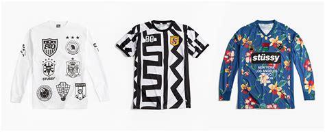 """Stüssy """"NTRNTNL Soccer"""" Collection"""