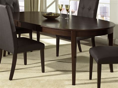 Oval Dining Table for Your Cozy Dining Space  Traba Homes