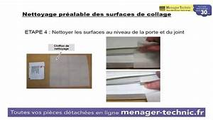 Joint Porte Refrigerateur : montage joint de porte refrigerateur liebherr youtube ~ Premium-room.com Idées de Décoration