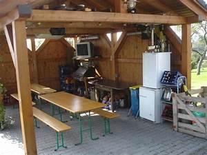Grill überdachung Holz : berdachung eines smockers grillforum und bbq ~ Buech-reservation.com Haus und Dekorationen