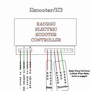 Rascal 245 Scooter Wiring Diagram