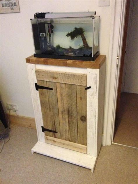 aquarium stand    pallets wood shop projects