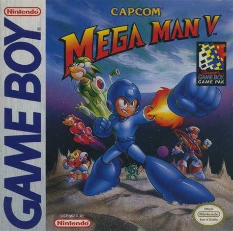 Mega Man 5 V Game Boy