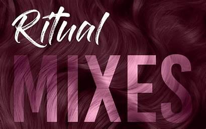 Ritual Fox Arctic Dye Mixes