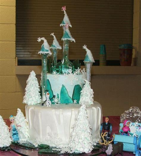 images  disney frozen cake ideas  pinterest