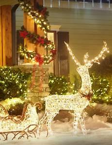 26, Super, Cool, Outdoor, D, U00e9cor, Ideas, With, Christmas, Lights