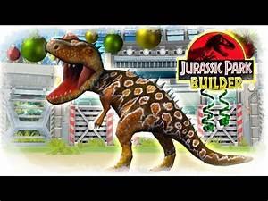 Jurassic Park Builder Xmas Special Giganotosaurus
