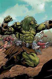 Skaar:KingoftheSavageLand 4d by GURU-eFX on DeviantArt