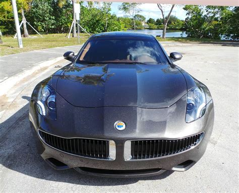 What Is Car by Fisker Electric Car Production Resuming What S New