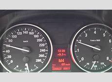 BMW N54 335i Digital Speedometer M3 Style YouTube