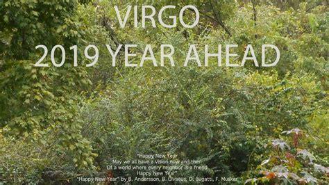 Virgo 2019 Year Ahead Sneak Peek Forecast
