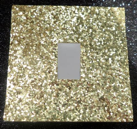 Glitter Light Switch Covers Lots Colours Very