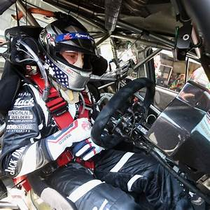 The Best Workout Routines For A Racecar Driver