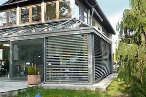Beschattung Wintergarten Preise : wintergarten holz aluminium kosten ~ Frokenaadalensverden.com Haus und Dekorationen