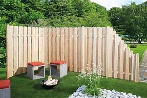 Natürlicher Sichtschutz Garten : garten mit sichtschutz bilder ideen couch ~ Watch28wear.com Haus und Dekorationen