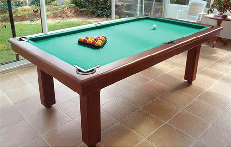 billard table mixte