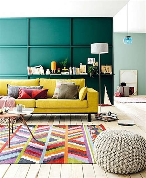 simple inspiration    style   yellow sofa homesthetics inspiring ideas