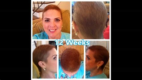 hair regrowth  chemo youtube