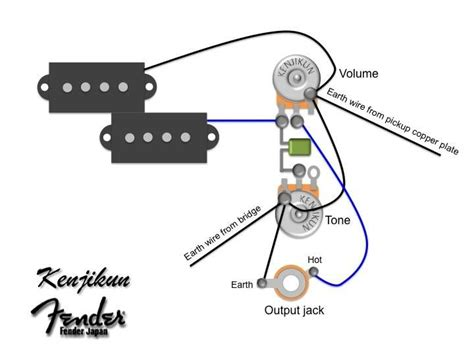 HD wallpapers fender jazz bass active wiring diagram