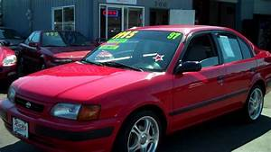 1997 Toyota Tercel Ce Sold