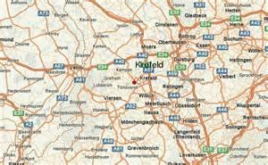 krefeld design germany map krefeld