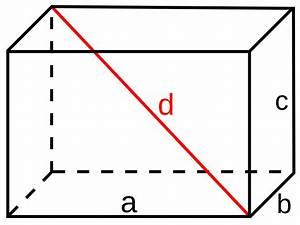 Volumen Quader Berechnen : quader wikipedia ~ Themetempest.com Abrechnung