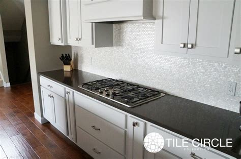 kitchen marble backsplash 91 best images about of pearl tiles by tile circle 2289