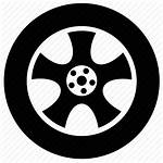 Wheel Icon Wheels Tyre Icons Bike Vector