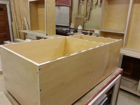 caisson armoire de cuisine fabriquer caisson cuisine la fabrication d un caisson 0