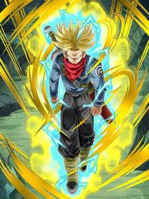 trunks del futuro dbs images  pinterest