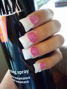 Pics For > Wide Square Acrylic Nails